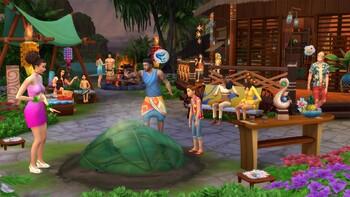 Screenshot3 - Die Sims™ 4 Inselleben