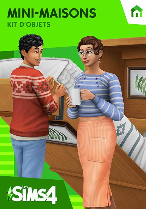 Les Sims™ 4 Mini-maisons - Cover / Packshot