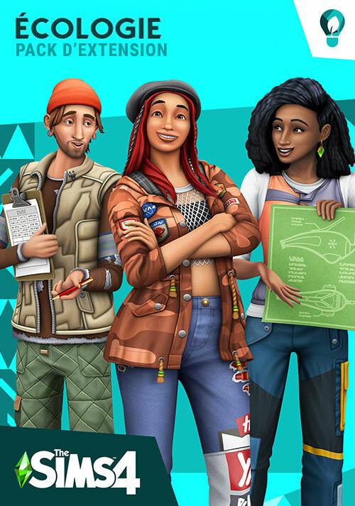 Les Sims™ 4 Écologie - Cover / Packshot