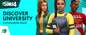 The Sims™ 4 Discover University