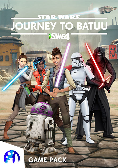 The Sims™ 4 Star Wars™: Journey to Batuu - Cover / Packshot