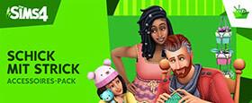 Die Sims™ 4 Schick mit Strick-Accessoires-Pack