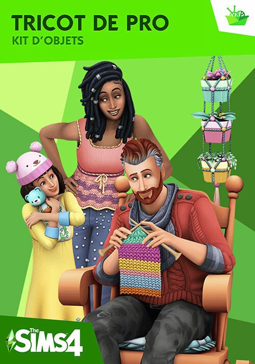 Les Sims™ 4 Tricot de Pro - Cover / Packshot