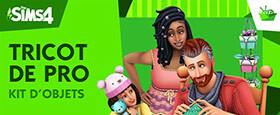 Les Sims™ 4 Tricot de Pro