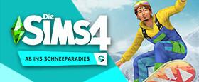 Die Sims™ 4 Ab ins Schneeparadies-Erweiterungspack
