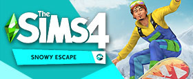 The Sims™ 4 Snowy Escape Expansion Pack