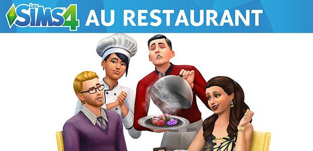 Les Sims™ 4 Au Restaurant