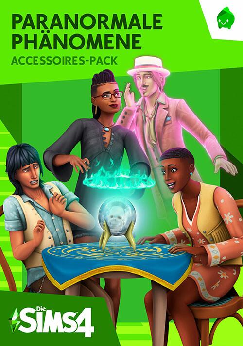 Die Sims™ 4 Paranormale Phänomene-Accessoires-Pack - Cover / Packshot