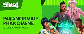 Die Sims™ 4 Paranormale Phänomene-Accessoires-Pack