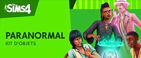 Les Sims™ 4 Kit d'Objets Paranormal