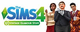 Les Sims™ 4 Kit d'Objets Accessoires Vintage