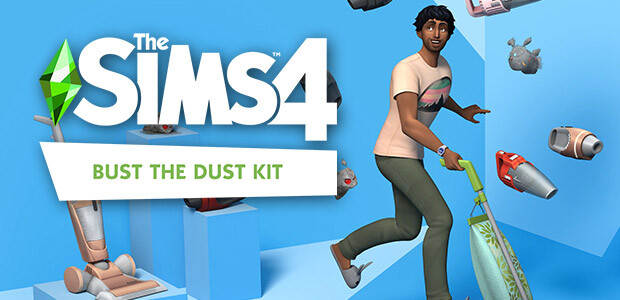 The Sims™ 4 Bust the Dust Kit - Cover / Packshot