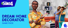The Sims™ 4 Dream Home Decorator Game Pack