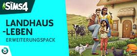 Die Sims™ 4 Landhaus-Leben-Erweiterungspack