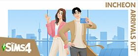 Die Sims™ 4 Incheon Style-Set