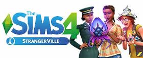 Die Sims™ 4 StrangerVille
