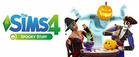 Les Sims™ 4 Kit d'Objets Accessoires Effrayants