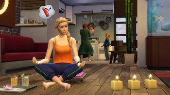Screenshot4 - Die Sims™ 4 Wellness-Tag