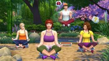 Screenshot6 - Die Sims™ 4 Wellness-Tag