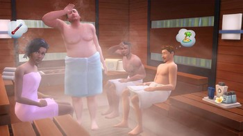 Screenshot3 - The Sims™ 4 Spa Day Game Pack