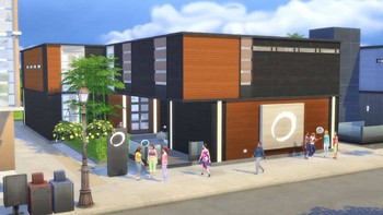 Screenshot5 - The Sims™ 4 Spa Day Game Pack