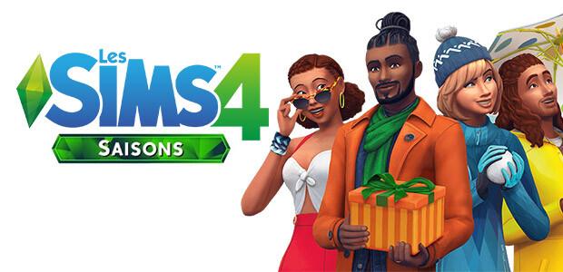 Les Sims™ 4 Saisons - Cover / Packshot