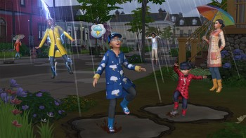 Screenshot1 - The Sims™ 4 Seasons