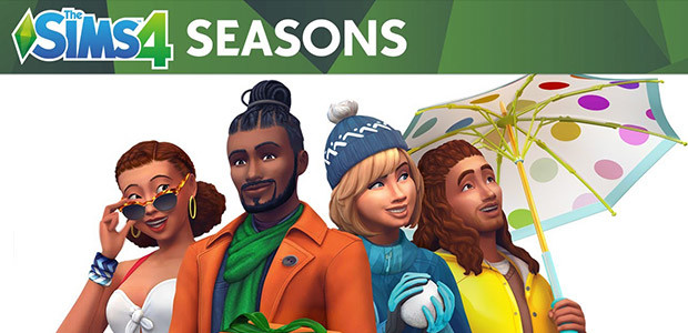 The Sims™ 4 Seasons - Cover / Packshot