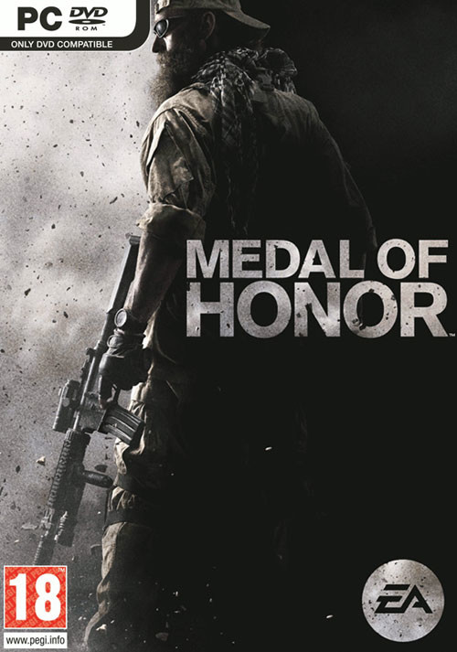 Medal of Honor - Cover / Packshot