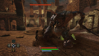 Screenshot2 - The Dark Eye - Demonicon