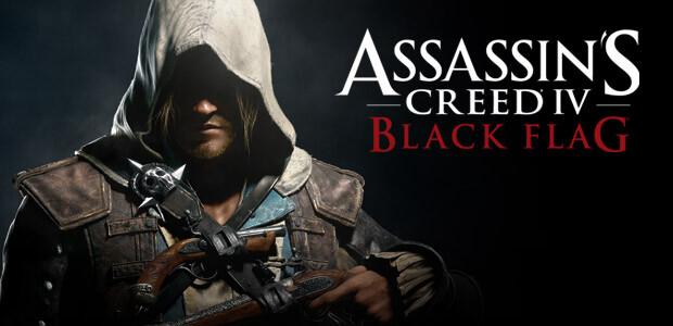 Assassin's Creed IV Black Flag - Cover / Packshot