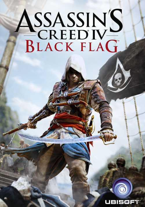 Assassin's Creed IV Black Flag - Cover