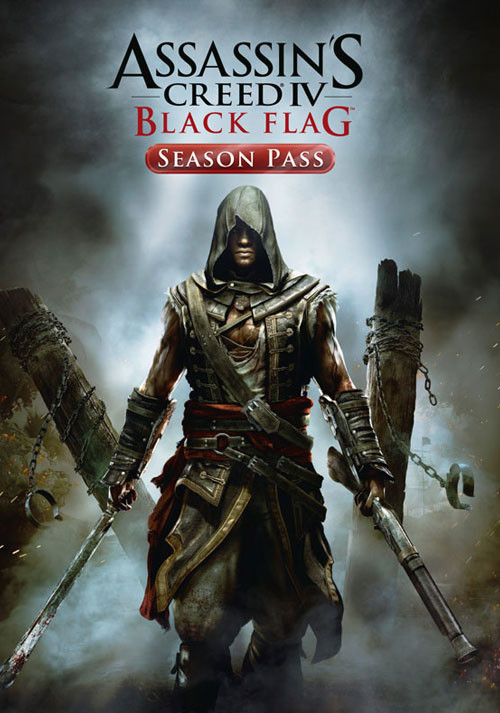 Assassin's Creed IV Black Flag - Season Pass - Cover