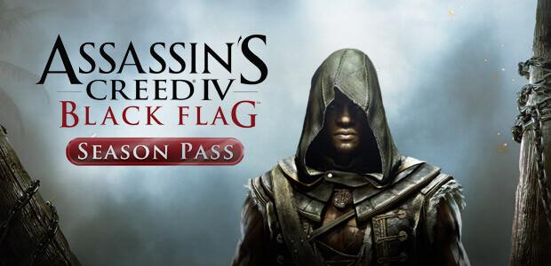 Assassin's Creed IV Black Flag - Season Pass - Cover / Packshot