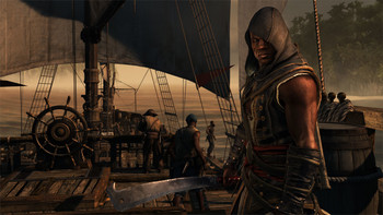 Screenshot1 - Assassin's Creed IV Black Flag - Season Pass