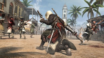 Screenshot1 - Assassin's Creed IV Black Flag - Deluxe Edition
