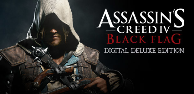 Assassin's Creed IV Black Flag - Deluxe Edition - Cover / Packshot