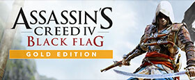 Assassin's Creed IV Black Flag - Gold Edition