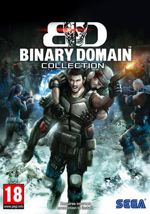 Binary Domain Collection - Cover / Packshot