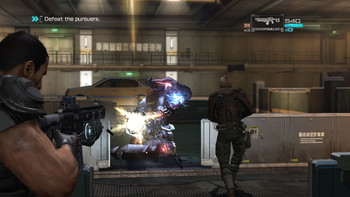 Screenshot1 - Binary Domain Collection