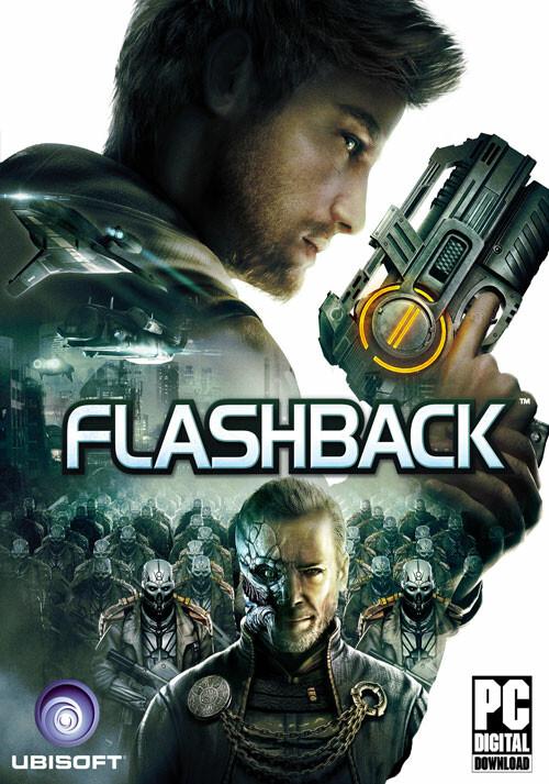 Flashback - Cover / Packshot