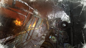 Screenshot2 - Metro: Last Light Redux
