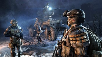 Screenshot4 - Metro: Last Light Redux