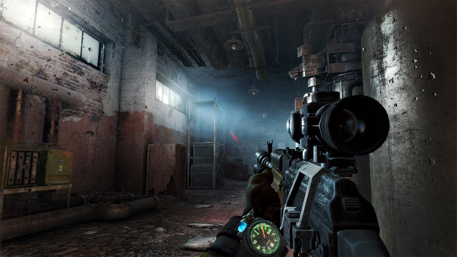 Metro Last Light Redux Steam CD Key For PC Mac And Linux