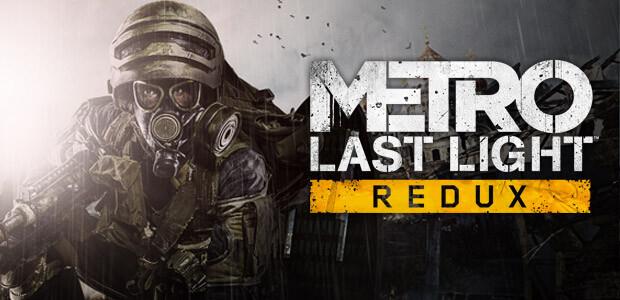 Metro: Last Light Redux - Cover / Packshot