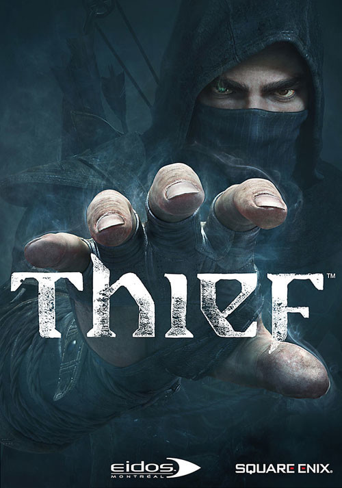 Thief - Cover / Packshot