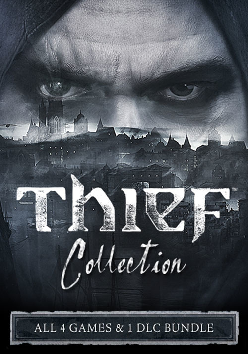 Thief Collection - Cover / Packshot