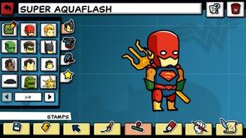 Screenshot3 - Scribblenauts Unmasked: A DC Comics Adventure