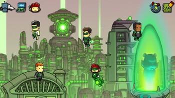 Screenshot4 - Scribblenauts Unmasked: A DC Comics Adventure