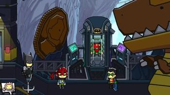Screenshot8 - Scribblenauts Unmasked: A DC Comics Adventure